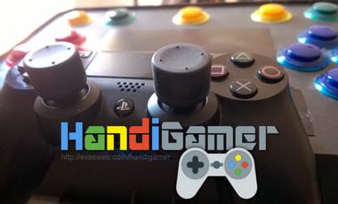 Visueel van project HandiGamer : accessibilité des jeux video