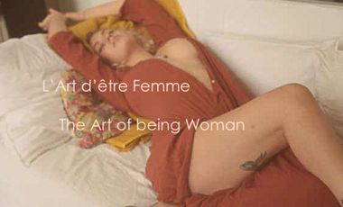 Project visual l'Art d'être Femme/ the Art of being Woman