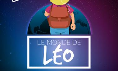 Visuel du projet Le Monde de Léo au Festival d'Avignon Off... curse !