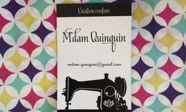 Visuel du projet M'dam Quinquin
