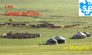 Project visual Objectif Mongolie !