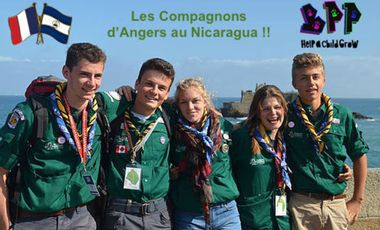 Project visual Les Compagnons Marins d'Angers au Nicaragua !!