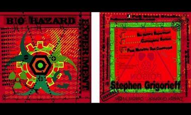 Project visual Bio Hazard Experiment Stephen Grigorieff