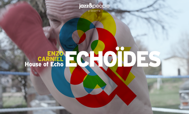 "Visueel van project Enzo Carniel / House of Echo : ""Echoïdes"""