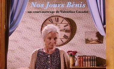 Visuel du projet NOS JOURS BÉNIS - court-métrage