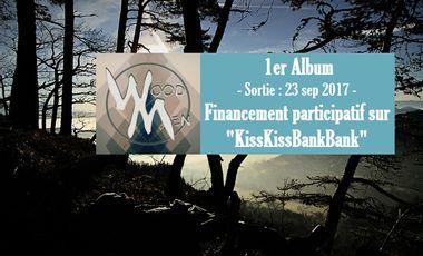 Visueel van project Wood Men - 1er Album