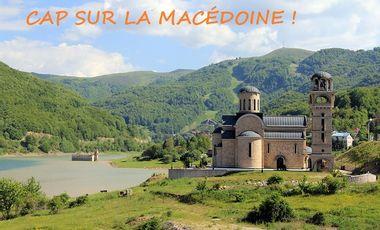 Visueel van project Cap sur la Macédoine