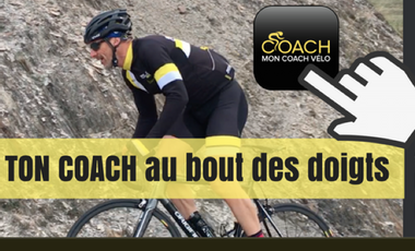 Project visual Application Mon Coach Vélo