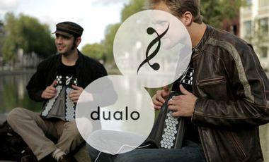 Visuel du projet Dualo du-touch, un nouvel instrument de musique