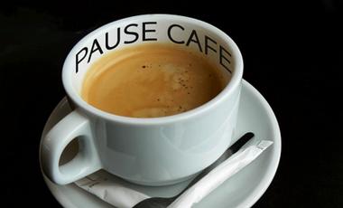 Project visual Pause Café