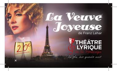 Visuel du projet Soutenez le Théâtre lyrique de la Montérégie , une troupe animée d'une passion hors du commun !