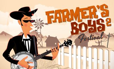 Visueel van project Festival Bluegrass des Farmer's Boys