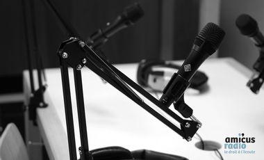 Project visual Amicus Radio : Le droit à l'écoute