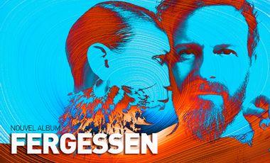 Visuel du projet FERGESSEN – 3e album – «L'ETE»