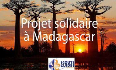 Visueel van project Un été pour les enfants de Madagascar