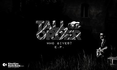 Visueel van project Tall Order - Premier album