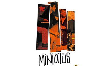 Visuel du projet MINIATUS 4tet  (album)