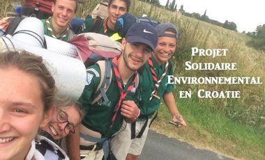 Visuel du projet Projet solidaire scout en Croatie