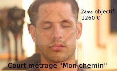 Visueel van project Court métrage : « Mon chemin »
