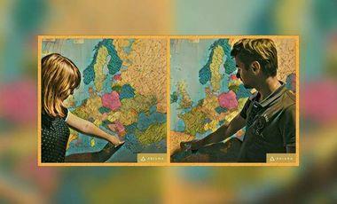 Visueel van project La Belle Europe - Projet de formation itinérante en Europe