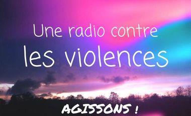 Visueel van project Une radio contre les violences
