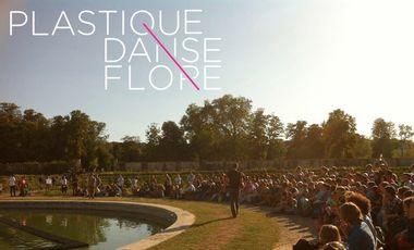 Project visual Festival Plastique Danse Flore