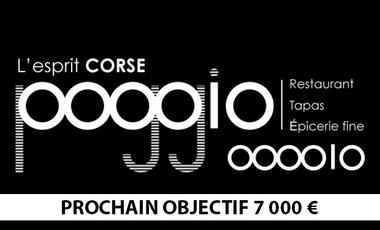 Visuel du projet POGGIO  -  Restaurant  |  Tapas  |  Épicerie fine : L'esprit Corse
