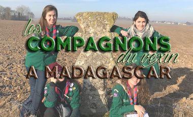 Project visual Les Compas du Vexin à Madagascar : Projet Environnement