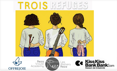 Project visual Trois refuges