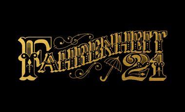 Visueel van project FAHRENHEIT 21 - Premier Album Feat. Brent Hinds (Mastodon) & Nick Oliveri (QOTSA)
