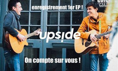 Project visual UPSIDE : 1er EP !