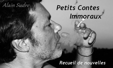 "Project visual Recueil de nouvelles ""Petits Contes Immoraux"""