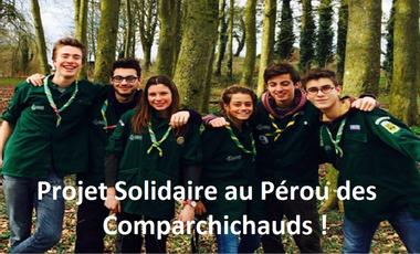 Project visual Projet Solidaire au Pérou (Compagnons de Saint-André)