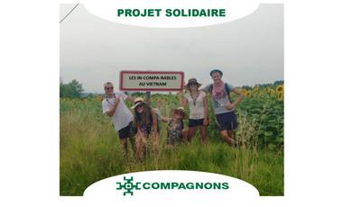 Project visual Les In-compas-rables au Vietnam