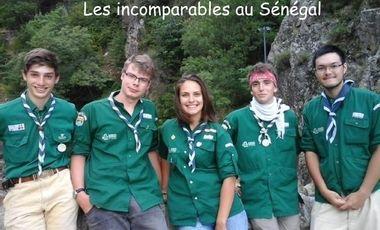 Visuel du projet Les In'comparables au Sénégal !