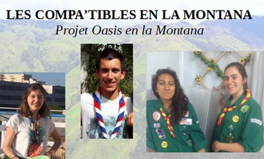 Project visual Projet solidaire COLOMBIE