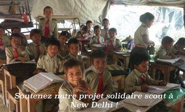 Project visual Compa-cabana à New Delhi