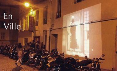"""Visuel du projet """"En Ville"""" court-métrage de Myriam Doumenq"""