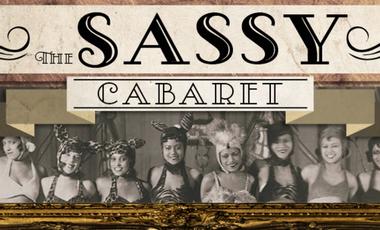 Visueel van project The Sassy cabaret, Belgian Revue at the Ed Fringe festival