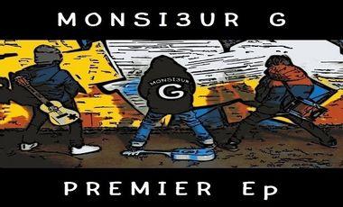 Project visual Monsi3ur G / Premier Ep
