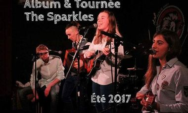 Project visual Album et tournée des Sparkles