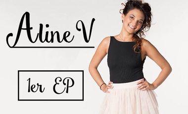 Visueel van project Aline V : Réalisation de mon 1er EP !