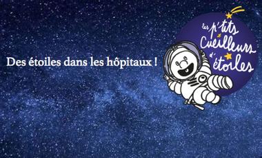 Visueel van project Des étoiles dans les hôpitaux