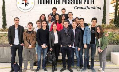 Visueel van project Mission Tuong Lai ESSEC 2017