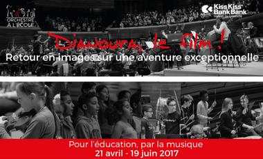 Project visual Dianoura ! Pour l'éducation, par la musique