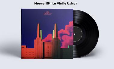 Visuel du projet Produisez le nouvel EP de Old Factory : La vieille usine !