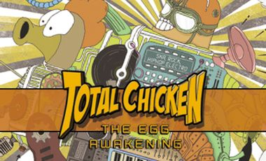 Project visual Total Chicken : premier EP 5 titres !
