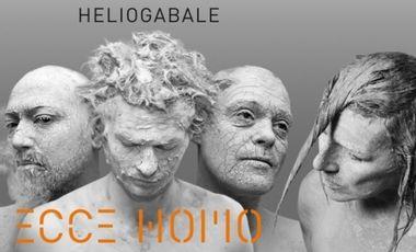 Visuel du projet Nouvel album du groupe HELIOGABALE