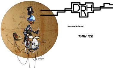Visuel du projet DRH - Thin Ice