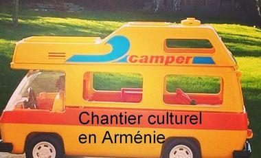Visueel van project Chantier culturel en  Arménie